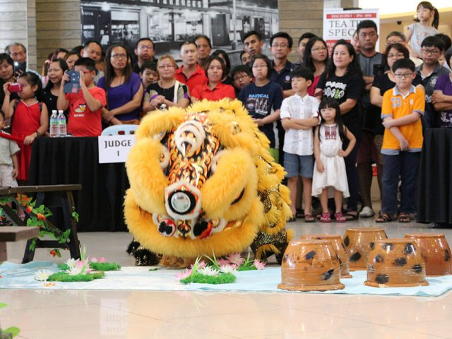 Lion Dance Competition 2015