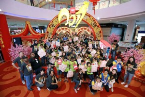 Kluang Mall & UNIQLO Corporate Citizenship